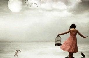 Övervinna trauma som barn