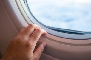 Att övervinna flygrädsla