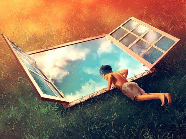 Fönster till himlen