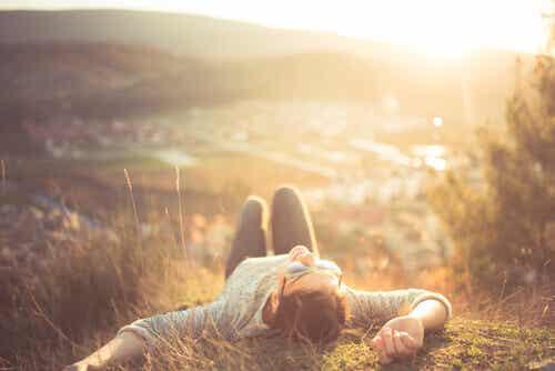 De mentala fördelarna med avslappning