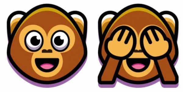 Hur processar hjärnan emojis?
