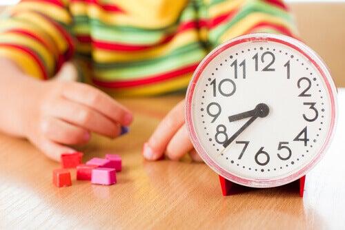 Vikten av rutiner för barn