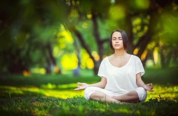Meditation: Att vara medveten om ditt sinne