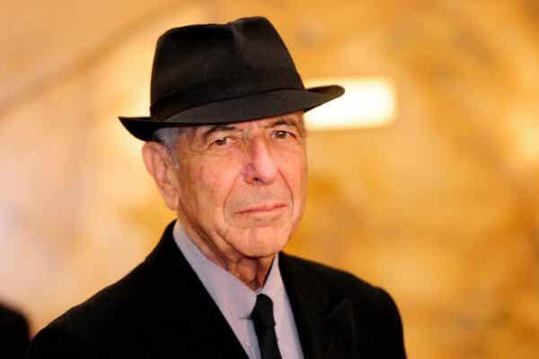 Leonard Cohen: Poesi till musik