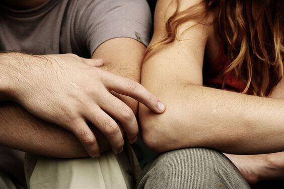 Vi måste prata: De 3 ord som varje partner är rädd för