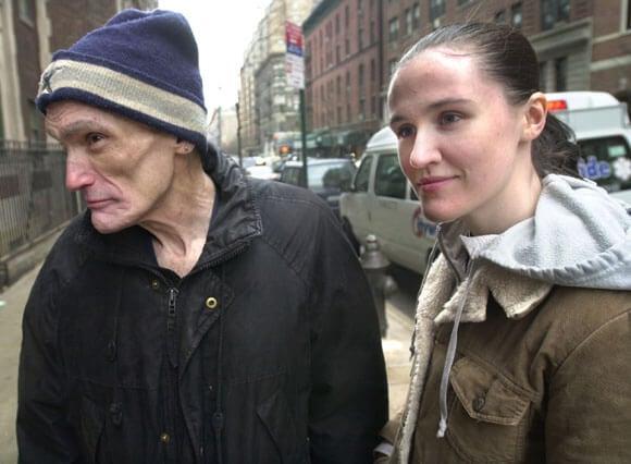 Liz Murray och hennes far