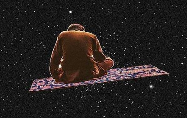 Ensam i rymden