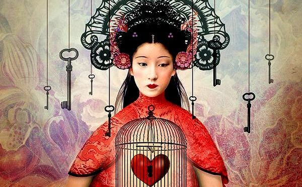 Inlåst hjärta