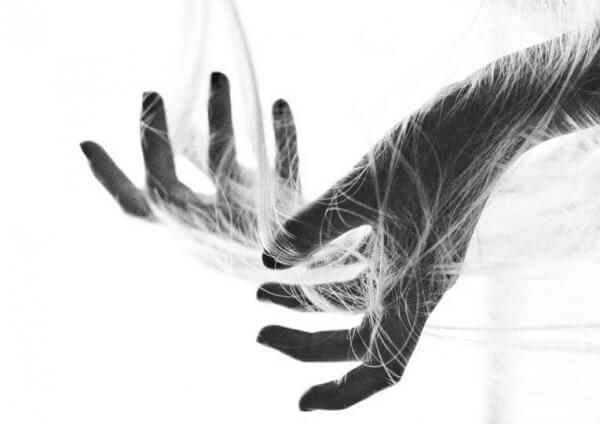 Intrasslade händer
