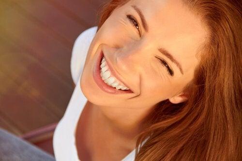 Ett leende är inspirationens målarduk