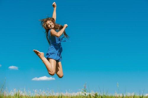 6 vanor för att vara mer positiv