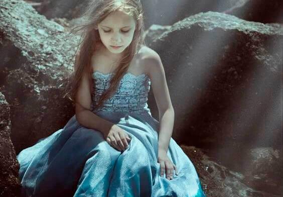 Barnens ändlösa ensamhet i dagens samhälle