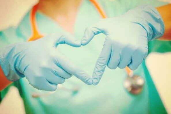 Sjuksköterskor är sjukvårdens hjärta