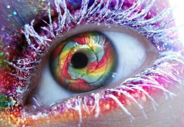 Kan din blick skapa ett ändrat tillstånd av medvetande?