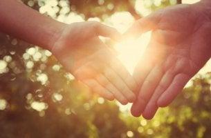 Att lära sig om kärlek
