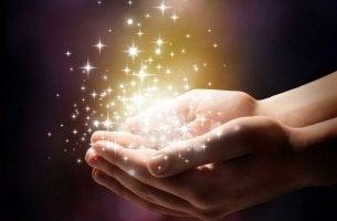 De som har magi