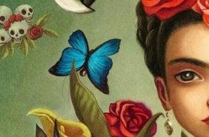 En prinsessa med fjäril