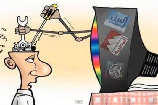 Manipulation av media