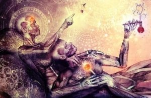 Mogen kärlek är balans