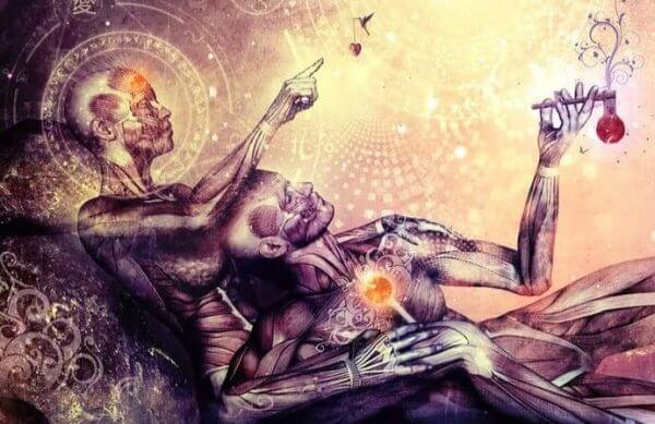 Mogen kärlek är en balans mellan självgång och hängivelse