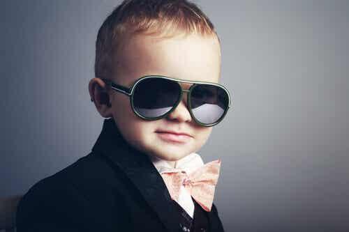 5 tecken på att du uppfostrar narcissistiska barn