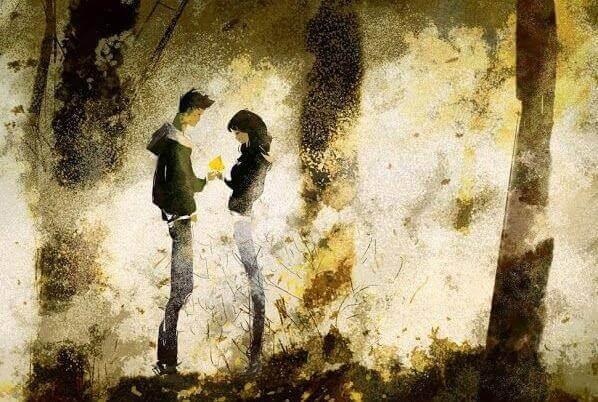 """""""Om du älskar, lider du. Om du inte älskar, blir du sjuk."""""""
