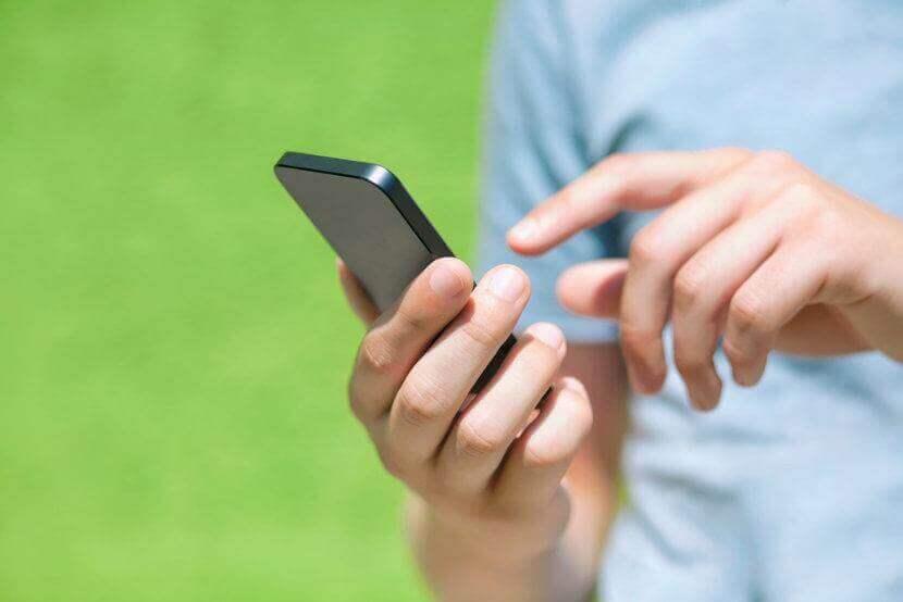 Undvik mobiltelefonen