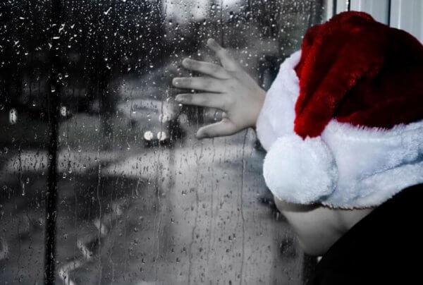 Tomma stolar: När julen är färgad av nostalgi