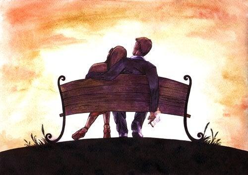 Varför är vi romantiska? Varför är vi så fascinerade av kärleken?