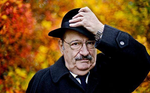 Det intellektuella arvet från Umberto Eco med 12 utsagor