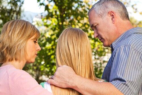 Överbeskyddande föräldrar