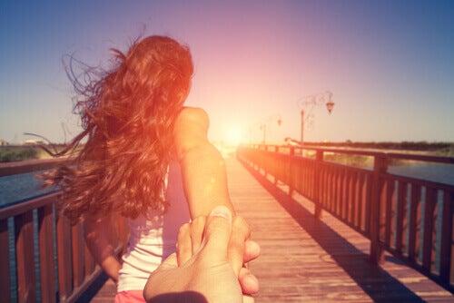 Att starta ett förhållande