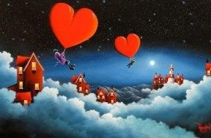 Kärlek på distans