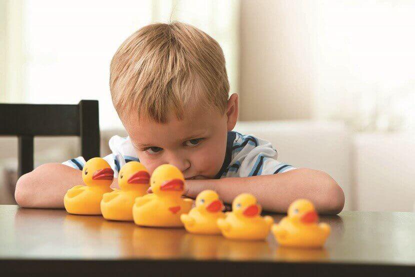 Pojke med autism