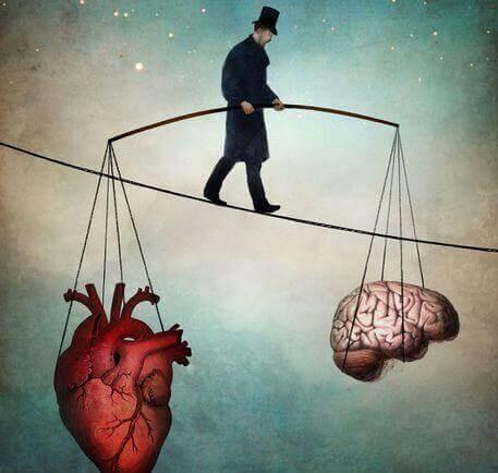 Balansera hjärta och resonlighet