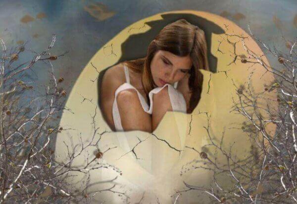 Ta dig ut ur bubblan av smärta