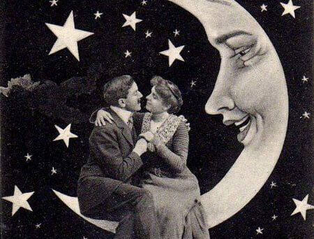 Par på månen