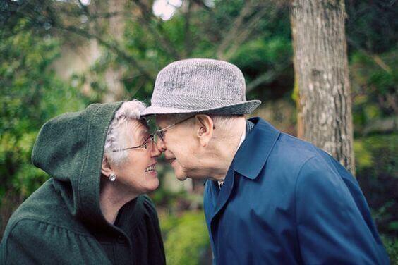 Åldern måste inte ta bort ditt hopp