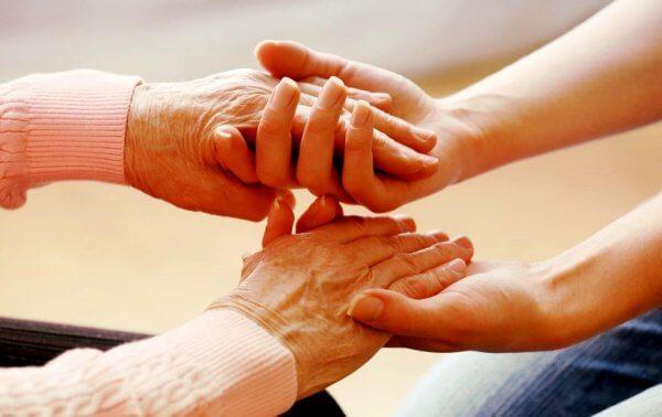 Ta hand om dig själv för att ta hand om andra