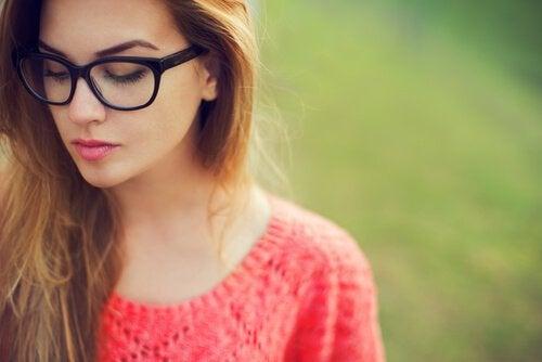 En stark personlighet är inte lika med ett dåligt humör