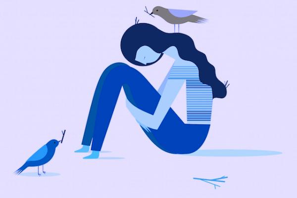 5 naturliga metoder som motverkar depression