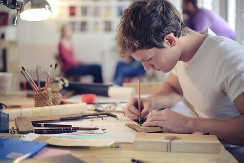 jobb för kreativa människor