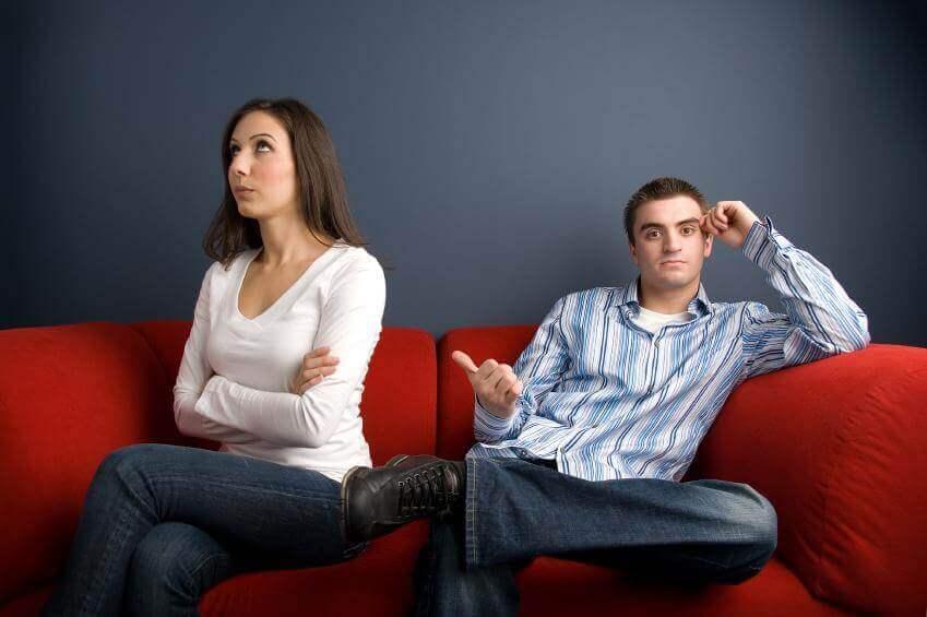 Handlingar säger mycket om er relation