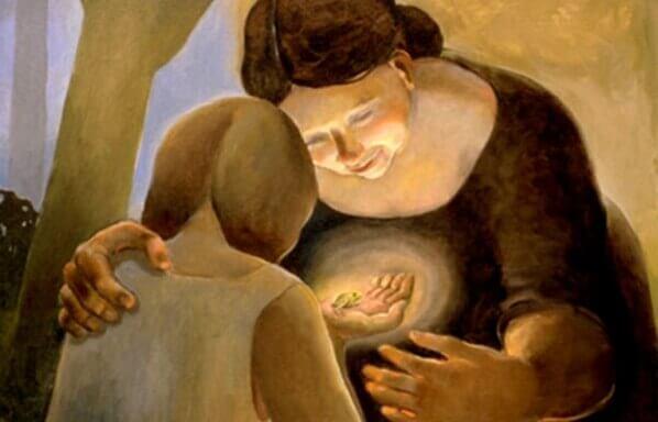 Vänligheten är en gåva som är värd att dela med sig av