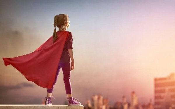 Tänk om vi lär våra flickor att vara modiga istället för perfekta?