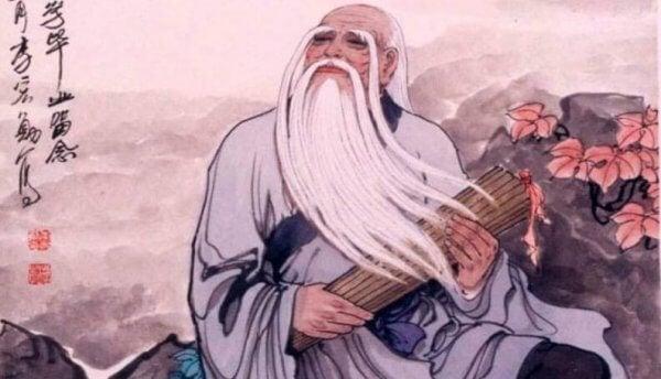 5 citat från Lao Tzu att reflektera över