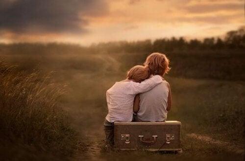 Barn med emotionellt omogna föräldrar
