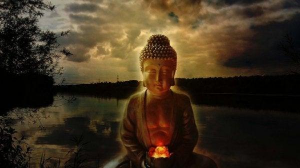 Fridfull Buddha
