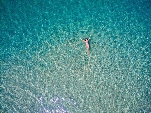 Havet påverkar dig positivt