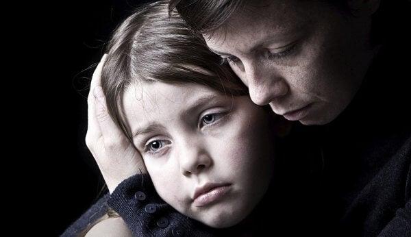Depression är ingen barnlek